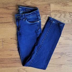 Lucky Brand Jeans Girls 14 Zoe Jegging Blue